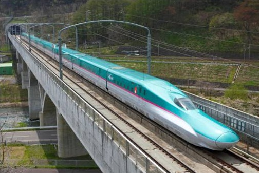 image gallery hayabusa train