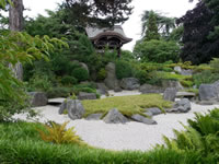 Japanese Garden Ideas Uk Natural Looking Archway Brings Throughout